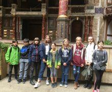 Globe theatre photo 2