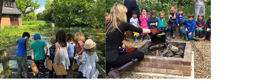 Rec outdoor learning combined