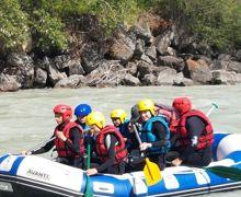 Rafting last day