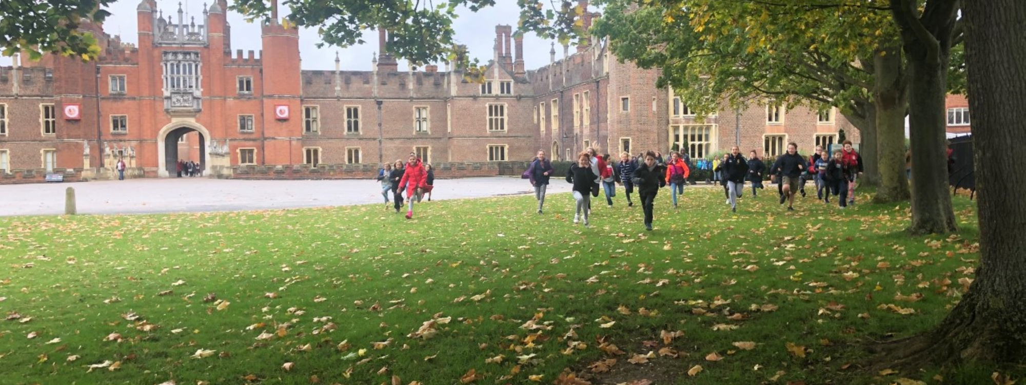 Hampton Court playtime 1 Header photo for Mission, vison, core values resized